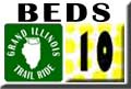 Grand Illinois Trail Ride Accommodation Map 10