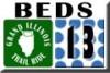 Find Beds on GITride Map 13