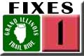 Grand Illinois Trail Ride Bike Repair Maywood - Lansing Map 01