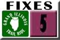 Grand Illinois Trail Ride Bike Repair Moline - Savanna Map 05