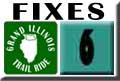 Grand Illinois Trail Ride Bike Repair Savanna - Lena Map 06