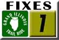 Grand Illinois Trail Ride Bike Repair Lena - Rockford Map 07