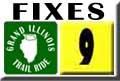 Grand Illinois Trail Ride Bike Repair McHenry - Maywood Map 09