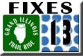 Find Bike Shops on the Grand Illinois Trail Map 13