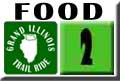Grand Illinois Trail Ride Food Map 02