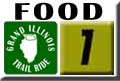 Grand Illinois Trail Ride Food Lena - Rockford Map 07