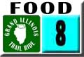 Grand Illinois Trail Ride Food Rockford - McHenry Map 08