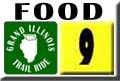 Grand Illinois Trail Ride Food McHenry - Maywood Map 09