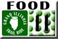 Grand Illinois Trail Ride Food Dixon - Rockford Map 11