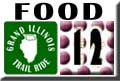 Grand Illinois Trail Ride Food MCHenry - Chicago Map 12
