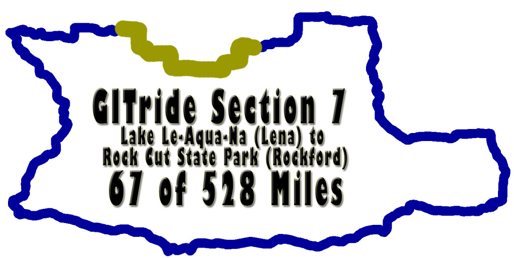 GITride Section Seven of the Grand Illinois Trail Ride