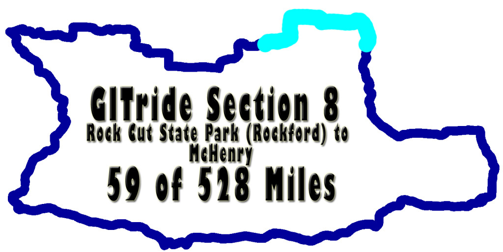 GITride Section Eight of the Grand Illinois Trail Ride