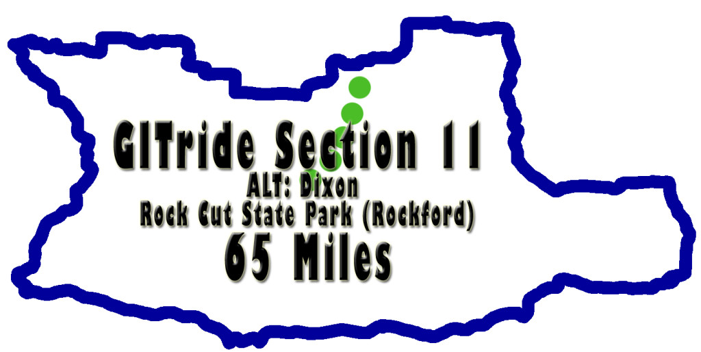 GITride Section Eleven of the Grand Illinois Trail Ride