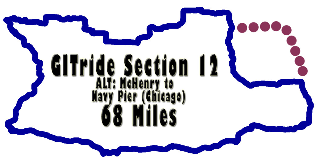 GITride Section Twelve of the Grand Illinois Trail Ride